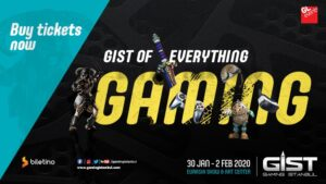 """Read more about """"GIST 2020: 20 % Discount on your B2B Ticket"""""""