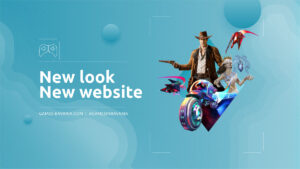 """Read more about """"We are live: the new Games/Bavaria website"""""""