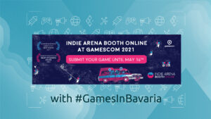 """Read more about """"#GamesInBavaria @ gamescom – special discount for the Indie Arena Booth"""""""