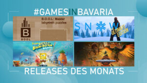 """Read more about """"#GamesInBavaria Releases of the Month January 2021"""""""