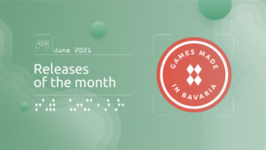 """Read more about """"#GamesInBavaria Releases of the Month June 2021"""""""