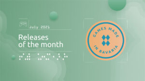 """Read more about """"#GamesInBavaria Releases of the Month July 2021"""""""